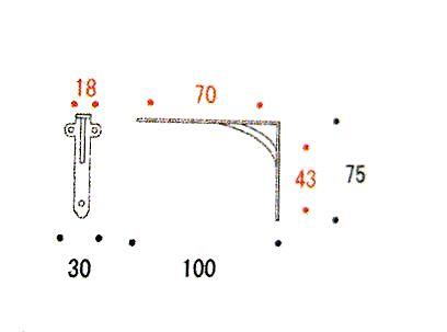 アングル ST100 図